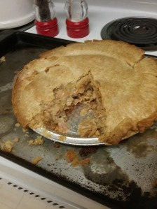 Grandma's Chicken Pie... Kinda