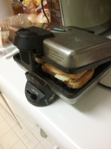 The Exile's Kitchen has no panini maker.